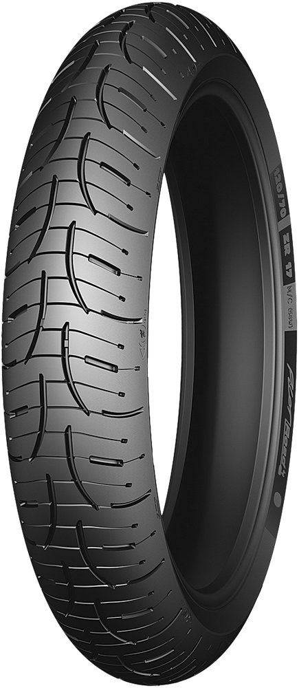 Michelin Pilot Road 4 Touring Radial Tire - 120/70R18 59W by MICHELIN