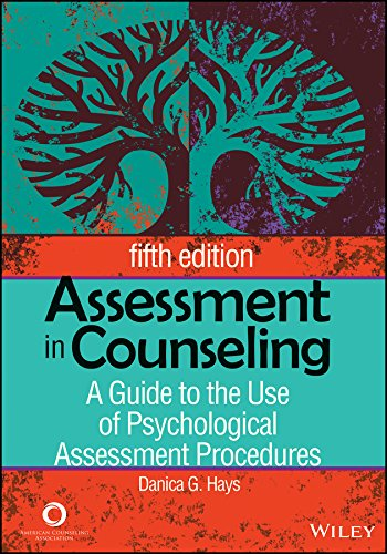 1556203187 - Assessment in Counseling: A Guide to the Use of Psychological Assessment Procedures