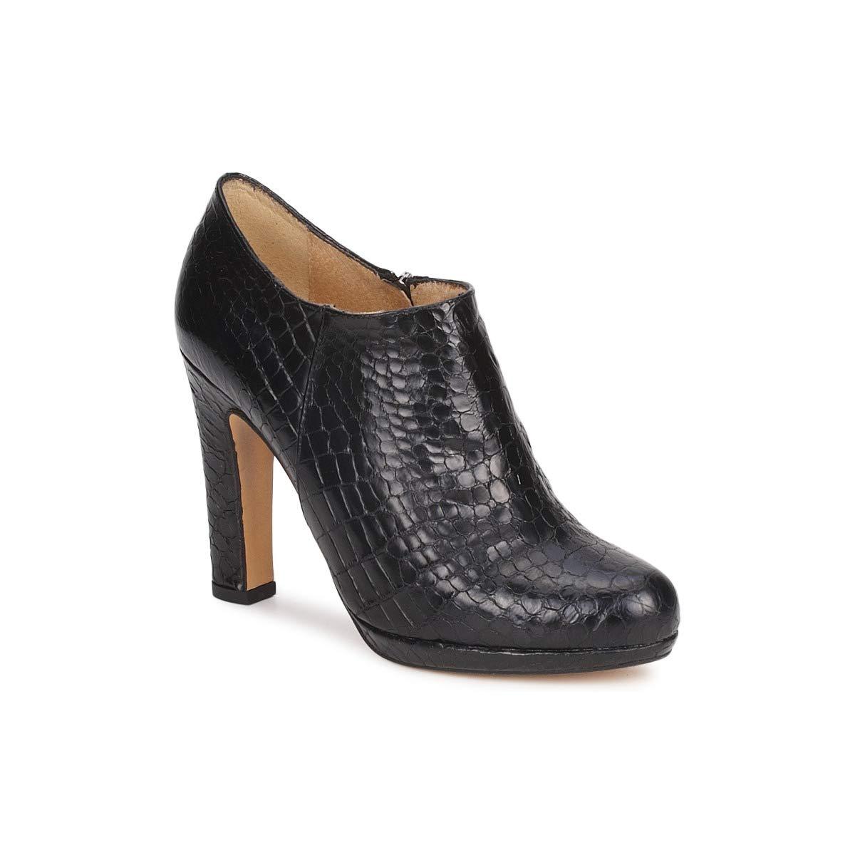 Fericelli OMBRETTA Stiefelletten Stiefel Stiefel Stiefel Damen Schwarz Ankle Stiefel 6eba18