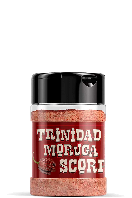 Katie's Trinidad Moruga Scorpion Pepper Powder, 100% pure pepper, 0.5 oz