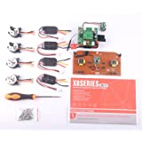 YouCute Brushless Motor Spare Part Kit for syma X8 Series X8C X8W X8G X8HC X8HG X8HW and X8AMG Rc Quadcopter Drone