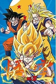 Dragon Ball Z Goku serviette de plage: Amazon.fr: Jeux et Jouets