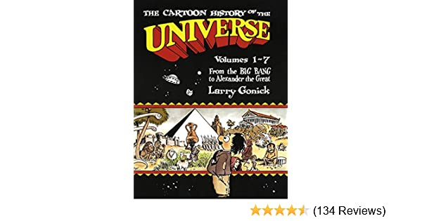 Amazon the cartoon history of the universe volumes 1 7 from amazon the cartoon history of the universe volumes 1 7 from the big bang to alexander the great ebook larry gonick kindle store fandeluxe Image collections