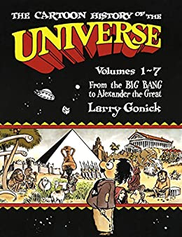 Amazon the cartoon history of the universe volumes 1 7 from the cartoon history of the universe volumes 1 7 from the big bang fandeluxe Image collections