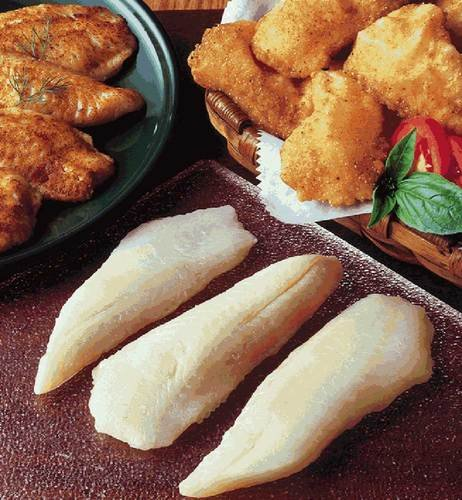 (Fishery Redfish Fillet - 2/3 Ounce, 10 Pound -- 1 each.)