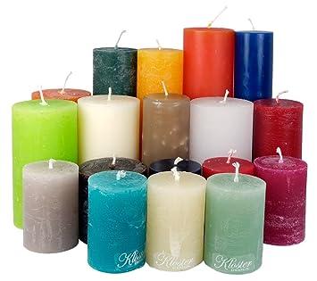 Dänische Kerzen.4 5 Kilo Stumpenkerzen Durchgefärbt Von Kerzenwelt 1 Wahl Kerzenpaket Kerzenset Bunt