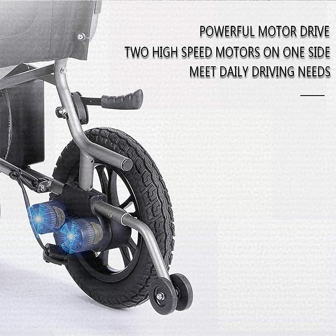 Amazon.com: SZeao - Patinete eléctrico ligero y plegable ...