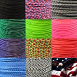 Paracord Planet Nano Cord: 0.75mm Diameter 300 Feet Spool...