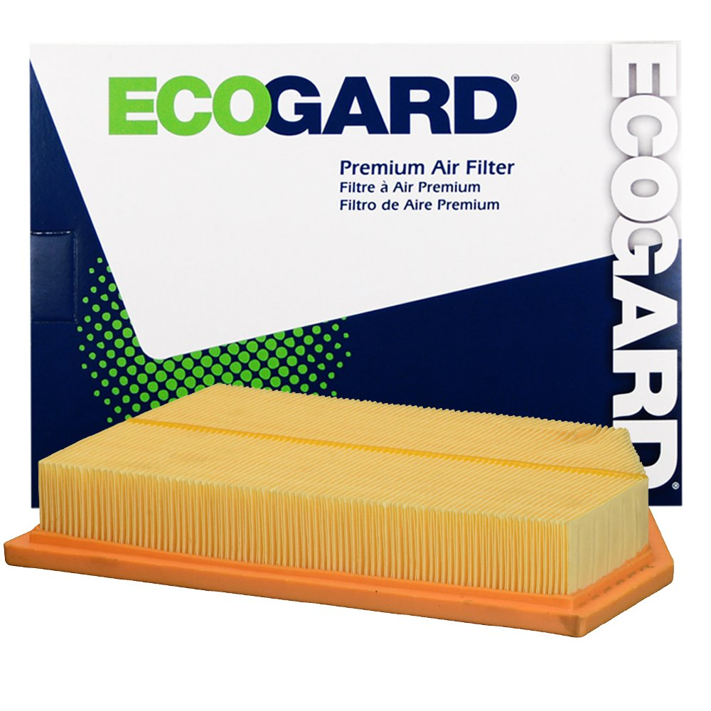 ECOGARD XA10304 Premium Engine Air Filter Fits 2014-2017 Jeep Cherokee