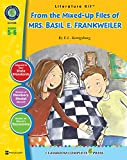 img - for From the Mixed-Up Files of Mrs. Basil E. Frankweiler - Novel Study Guide Gr. 5-6 - Classroom Complete Press book / textbook / text book