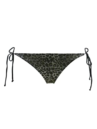 De Desire Noir Bikini Bain Sauvage String Culotte Carla Maillot m8w0nvN