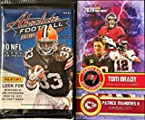 2012 Panini ABSOLUTE Football Card Factory SEALED