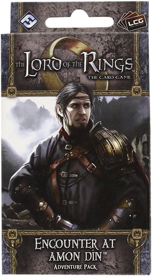 Khazad-dûm - El Señor de los Anillos LCG: Edge: Amazon.es ...