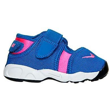 best service dc0bd 128e2 Nike Little Rift (TD), Baskets Basses Bébé Garçon, Bleu-Azul (