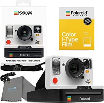 Película Instantánea Color Polaroid Originals Color Tipo una x Step 2