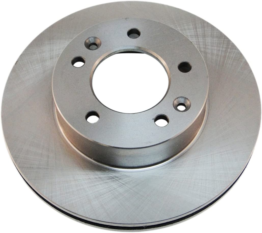 Bendix Premium Drum and Rotor PRT1737 Front Rotor