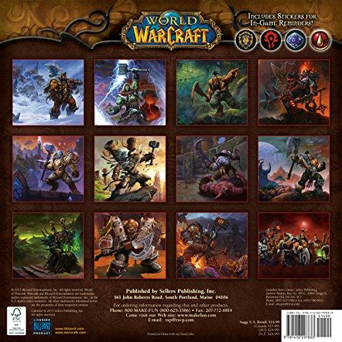 World-of-Warcraft-2016-Wall-Calendar