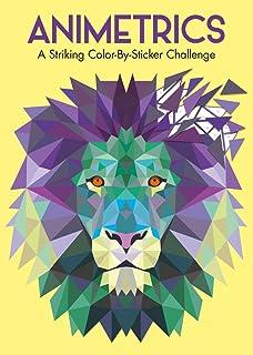 Animetrics A Striking Color By Sticker Challenge