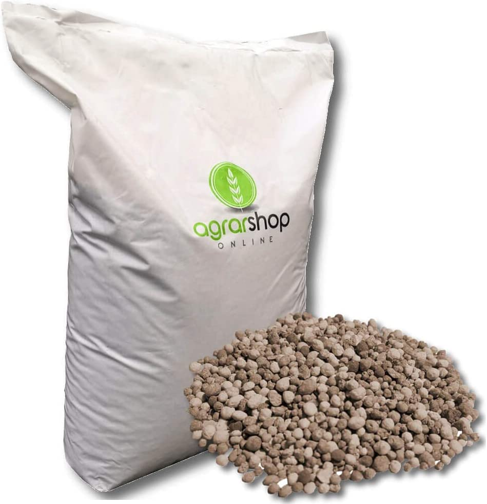 Fertilizzante ECO 12-5-5 25KG Fertilizzante fino a 600 m/²