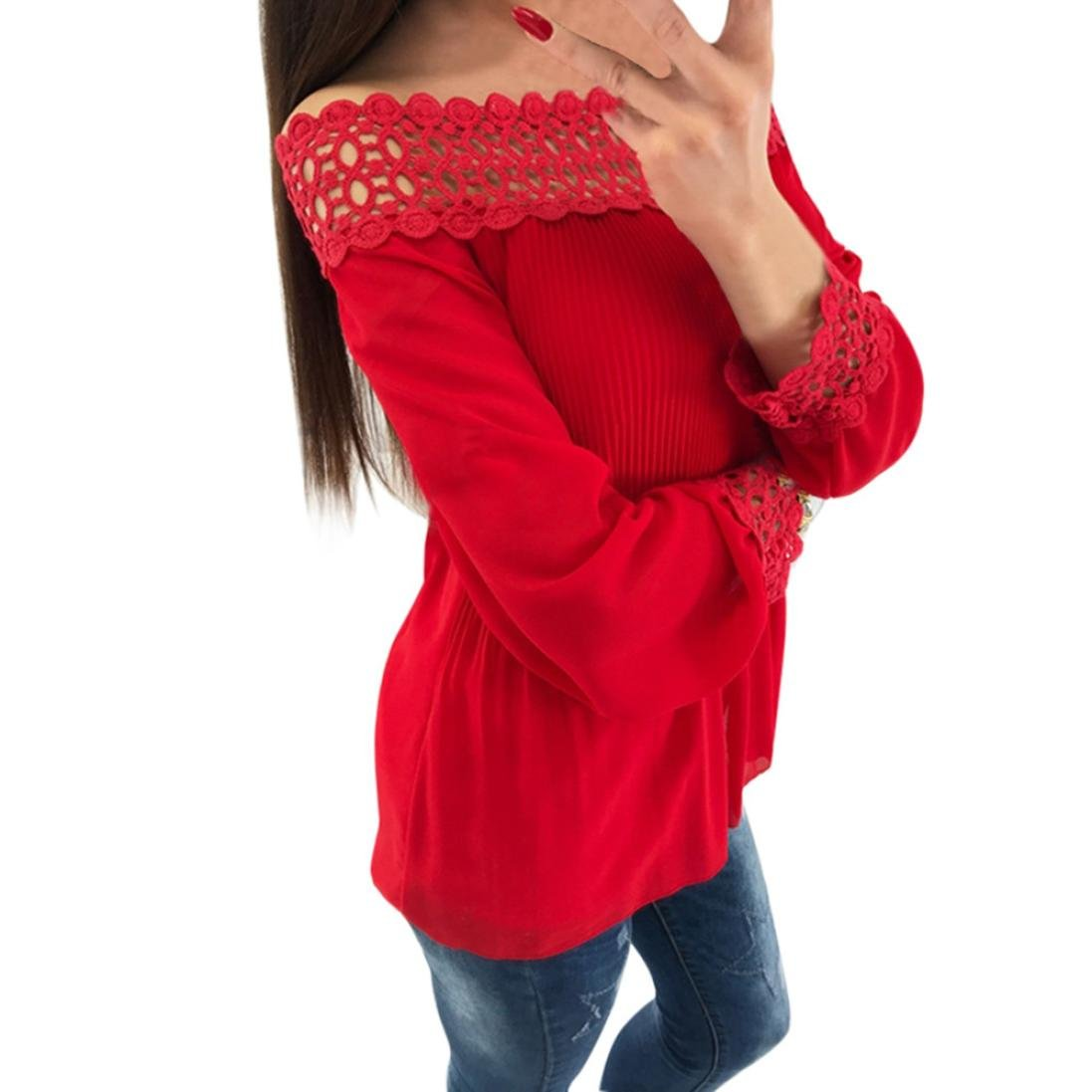 Blusas hermosas de moda 2017