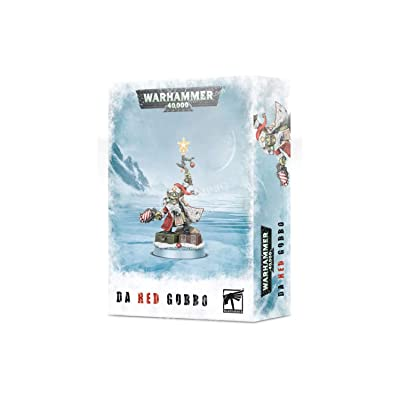 Games Workshop Warhammer 40,000: Da Red Gobbo: Toys & Games
