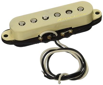 Fender Vintage Noiseless Strat Pickups Accessories >> Fender Vintage Noiseless Start Pickup White