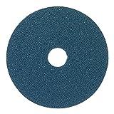 """Mercer Industries 308050 50 Grit Zirconia Resin Fiber Discs (25 Pack), 5 x 7/8"""""""