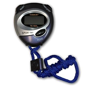 Cronômetro De Mão Digital Any Time Profissional Relógio  Amazon.com ... 17ff955a56128