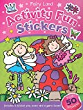 Activity Fun Stickers, Brenda Apsley, 1610670159