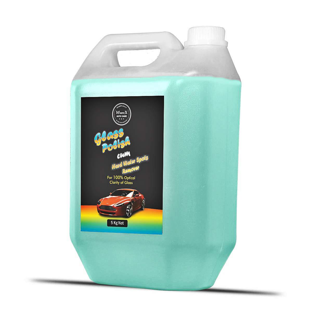 WaveX GP5K Glass Polish Cum Hard Water Spot Remover 5kg: Amazon in