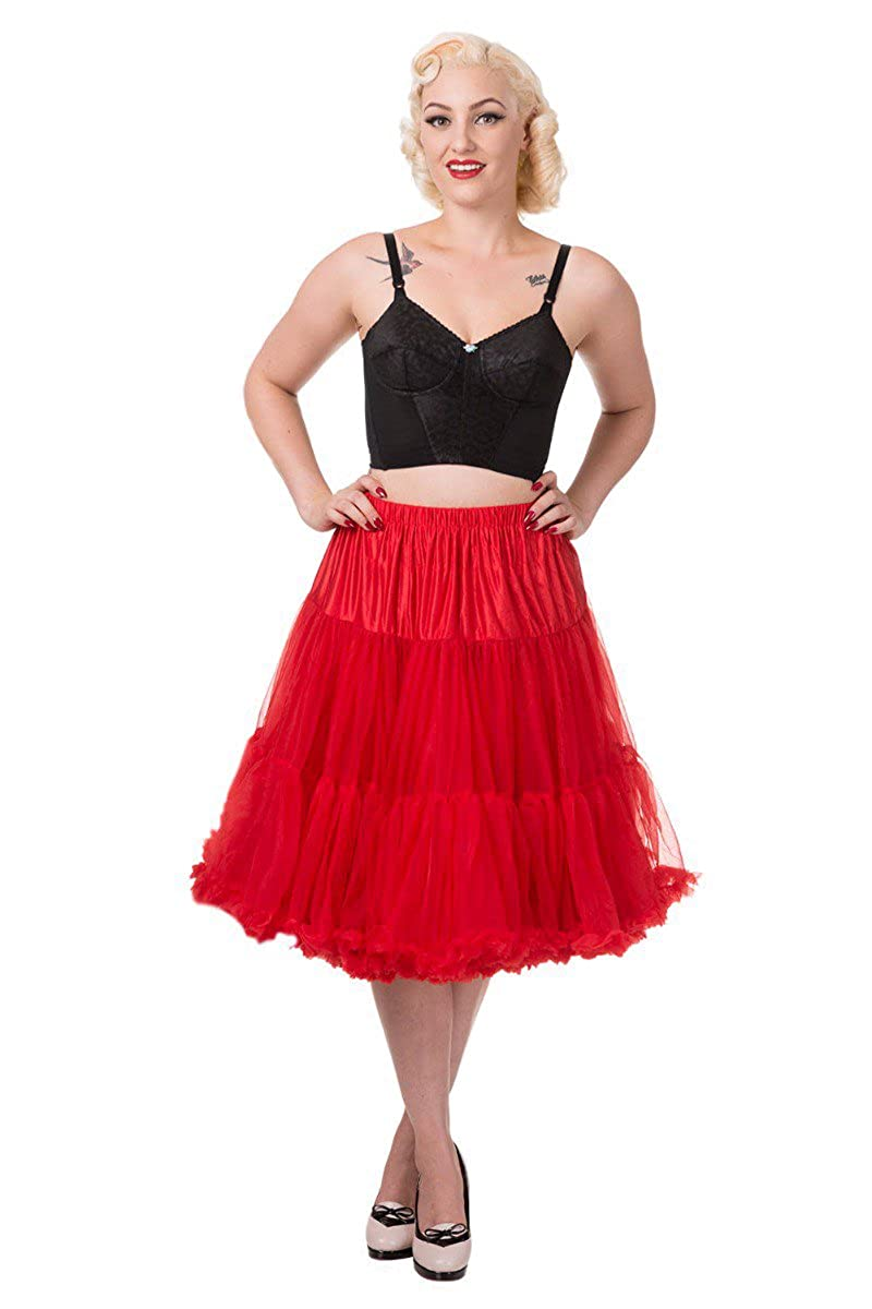 Banned Super Soft Vintage 26 Petticoat