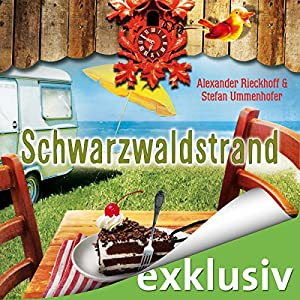 Schwarzwaldstrand (Hubertus Hummel 10) Hörbuch