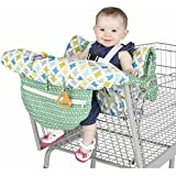 Baby Highchair Travel Seats Cover, Toddler Safety Harness Shopping Cart Cover