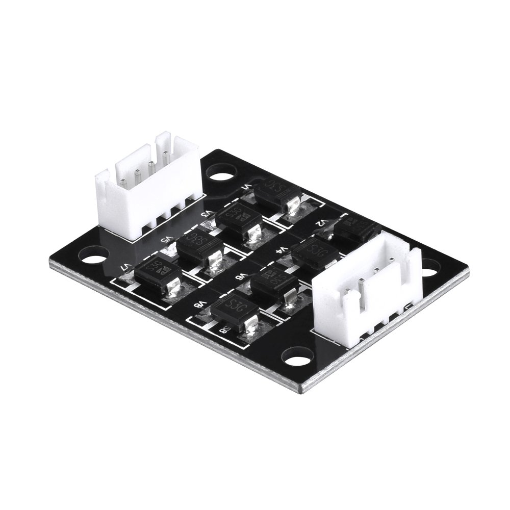 Kingprint TL-Smoother - Módulo de filtro para motor de impresora ...