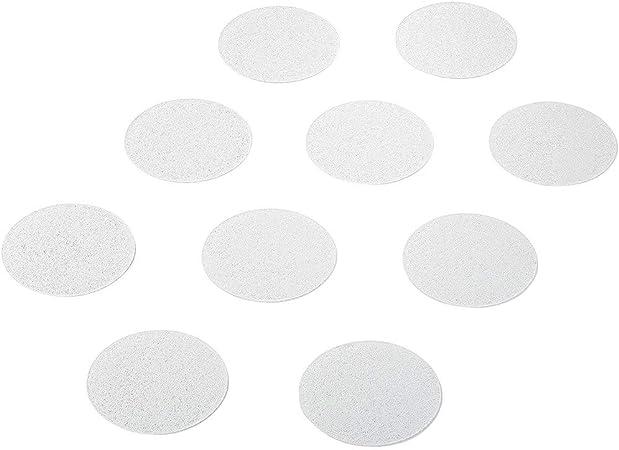 Nautik * Antirutschmatte Duschwanne 41 x 41 cm, Standard Anti Rutsch Aufkleber Dusche