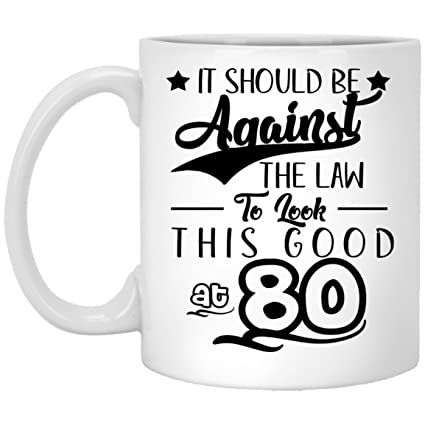 80th birthday gifts for women eighty years old men gift happy funny 80 mens womens womans