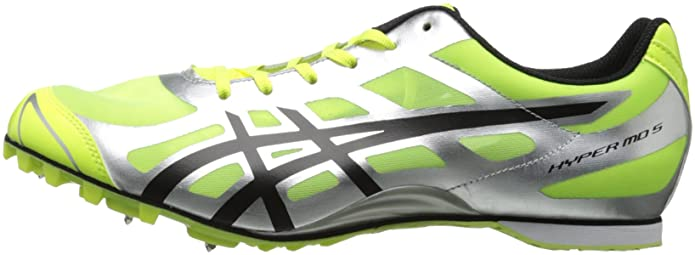 Asics Cuir Chaussures Md Hyper 5 Gymnastique D9IHE2