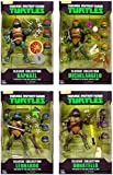 Teenage Mutant Ninja Turtles Classic Collection, Secret of the Ooze Movie II, 1991 Set of 4, 2016 Release Action Figures 6