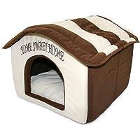 Portable Indoor Pet House, Best Supplies, Cream