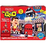 Trio Lights and Sounds Fire Station
