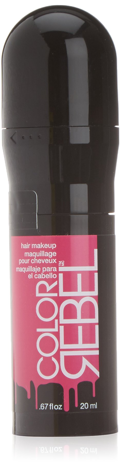 Redken Color Rebel Temporary Hair Makeup - Punked up Pink 0.67 Ounce