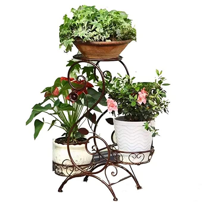 Bbhhyy Soporte de Planta, Soporte de Maceta, Soporte de Flor ...