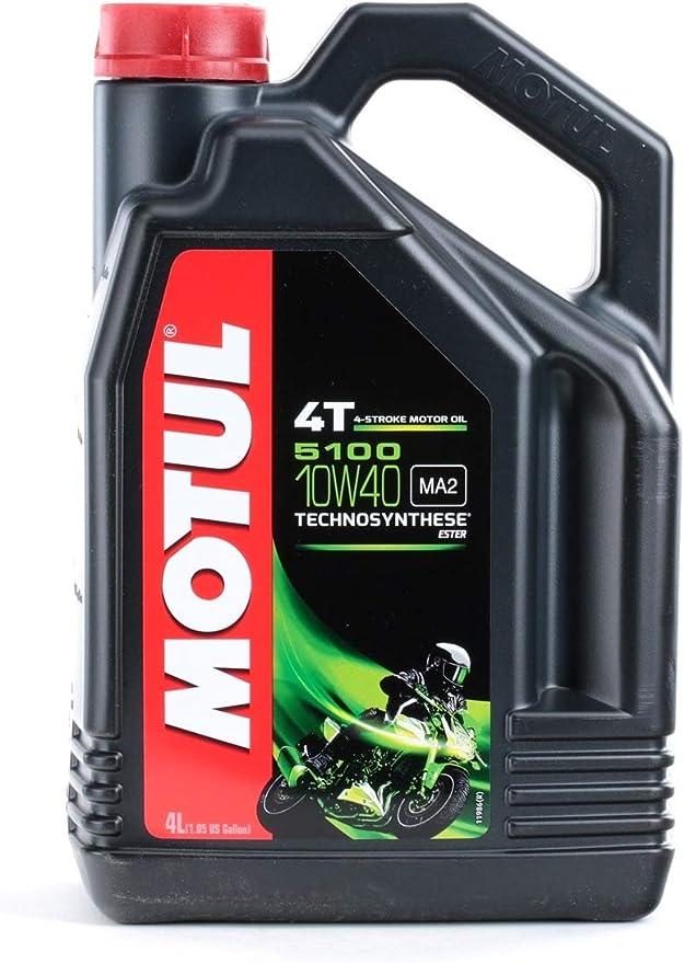 Motul - Aceite 5100 10w40 4t 4l.