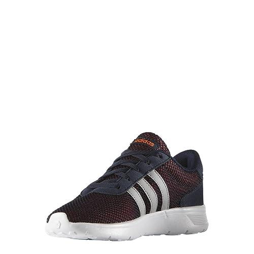 finest selection 2c648 49c9e Adidas Lite Racer K, Zapatillas de Deporte para Niños adidas NEO  Amazon.es Zapatos y complementos