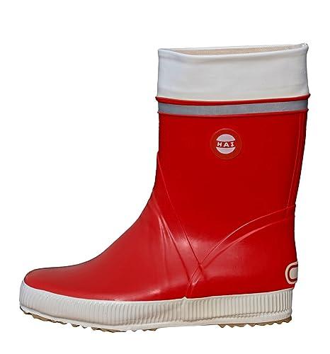 Nokian Footwear - Stivali di gomma -Hai- (Originals) rosso scuro 056f0a3cfc