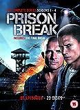 Prison Break (Complete Seasons 1-4) - 23-DVD Box Set ( Prison Break - Seasons One, Two, Three & Four (80 Episodes) ) [ NON-USA FORMAT, PAL, Reg.2 Import - United Kingdom ]