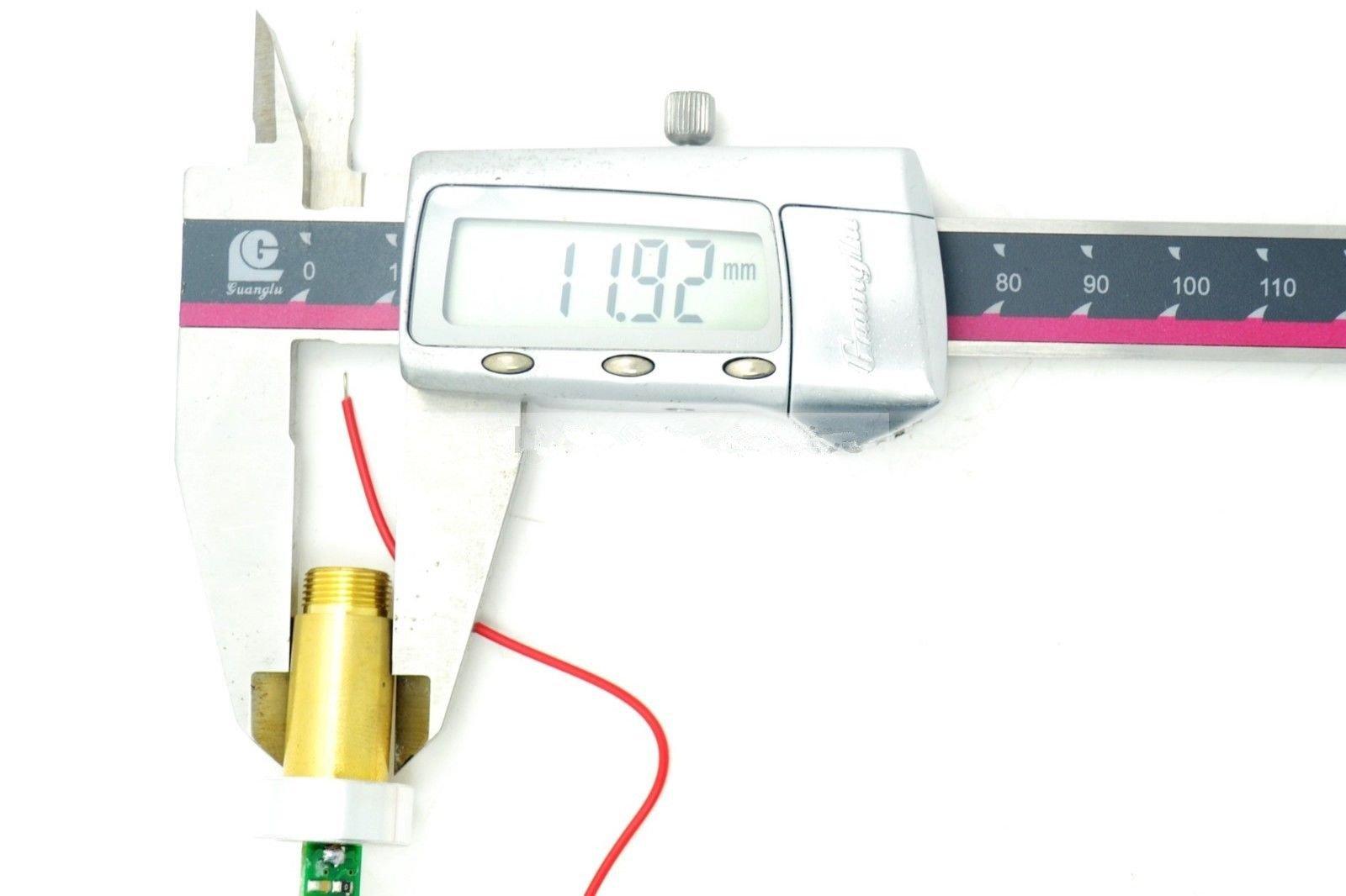 532nm 200mW Green Laser Diode Module 3.7v-4.2v w/ Heatsink by sunshine-electronics (Image #5)
