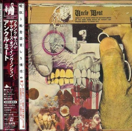 zappa uncle meat - 7