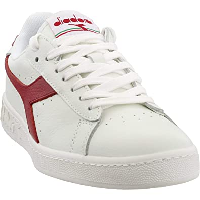 1463dd9b1c Diadora Mens Game L Low Casual Sneakers,