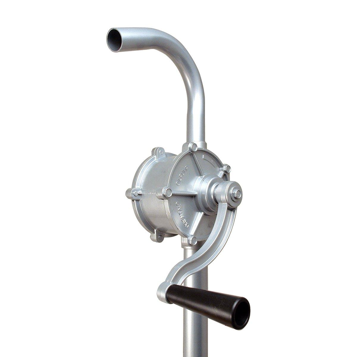Pompa manuale rotativa di alluminio per tanica beast
